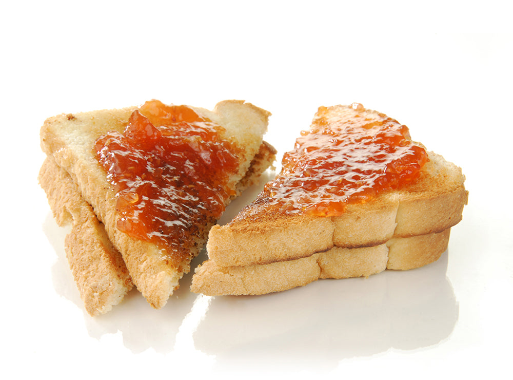 Apple Jam with Toast (Discontinued)