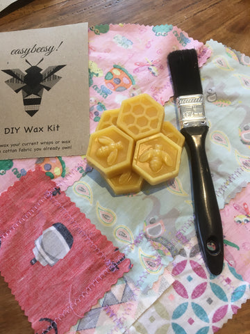 DIY Waxing Kit
