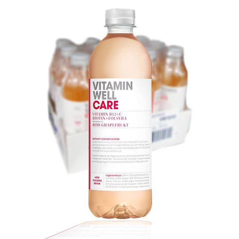 Vitamin Well Care 50Cl - 12 St