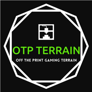 OTP Terrain Off The Print Gaming