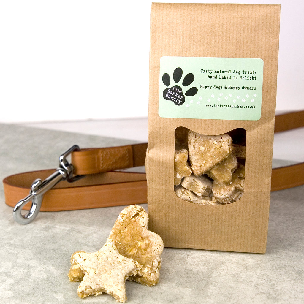 Apple Treats For Dogs