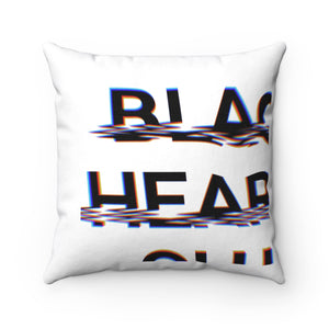 BHC Special Edition Logo Square Pillow