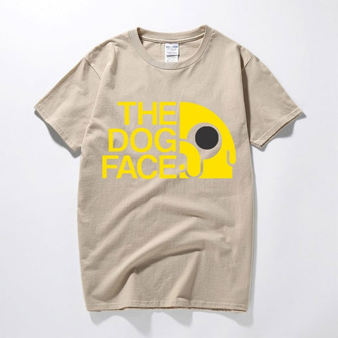 2017 summer new animation Adventure Time T-Shirt Finn and Jake tshirt man The dog face funny Cartoon 3d print Unisex t shirt men