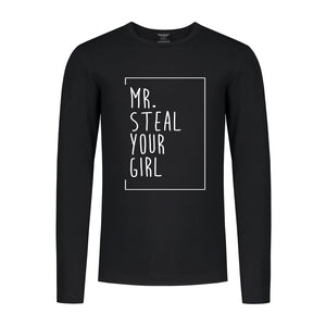 Longsleeve Mr Steal Your Girl