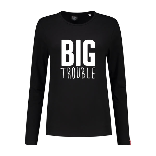Longsleeve Big Trouble