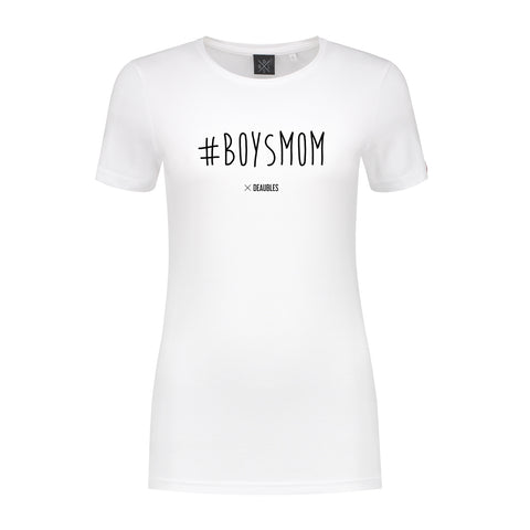 T-Shirt #Boysmom