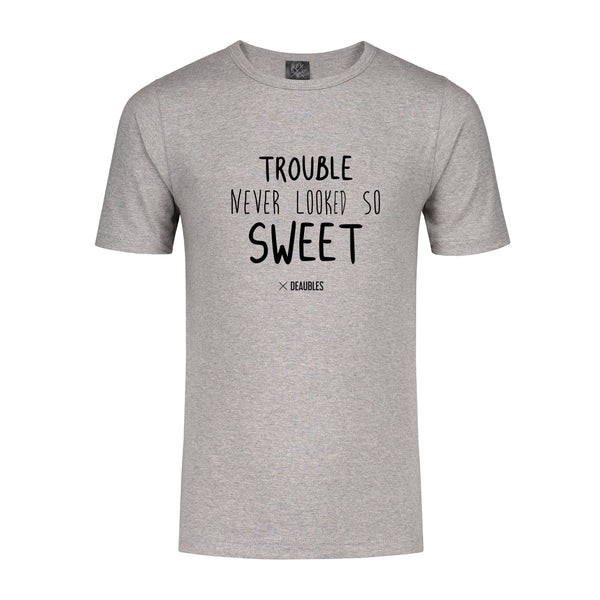 T-Shirt Trouble Looked Sweet