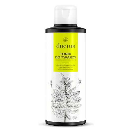 Anti-pollution Soothing and Regenerating Face Toner, Toners, Duetus, Nat-ul