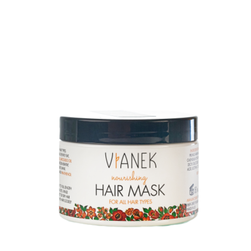 Nourishing Hair Mask with Calendula and Silverweed, Conditioners, Vianek, Nat-ul