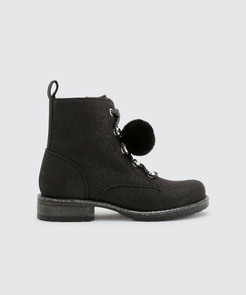 LAKEY BOOTIES IN BLACK -   Dolce Vita