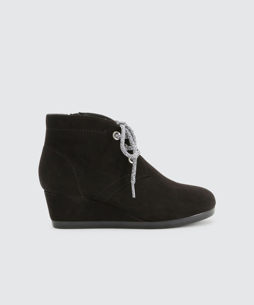 PAGET BOOTIES IN BLACK -   Dolce Vita