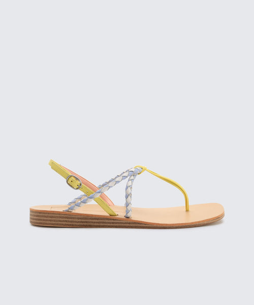 CREE SANDALS IN CITRON -   Dolce Vita