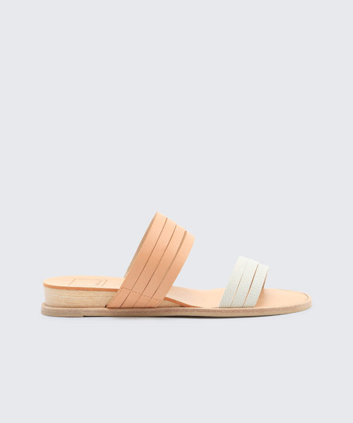PAIS SANDALS IN NUDE -   Dolce Vita