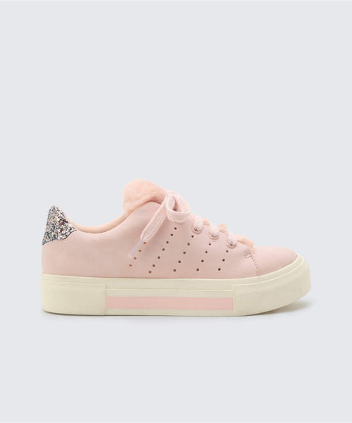 CABEL SNEAKERS IN PINK -   Dolce Vita