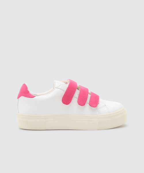 CARRI SNEAKERS IN WHITE -   Dolce Vita