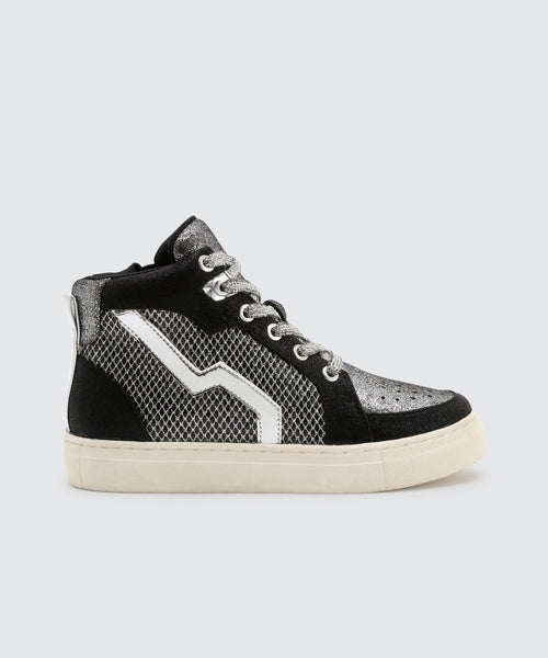 CHANI SNEAKERS IN BLACK -   Dolce Vita
