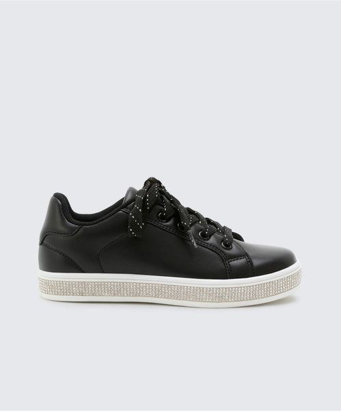 RAMY SNEAKERS IN BLACK -   Dolce Vita