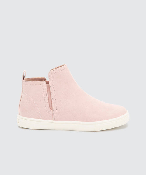 ZOOEY SNEAKERS IN BLUSH -   Dolce Vita