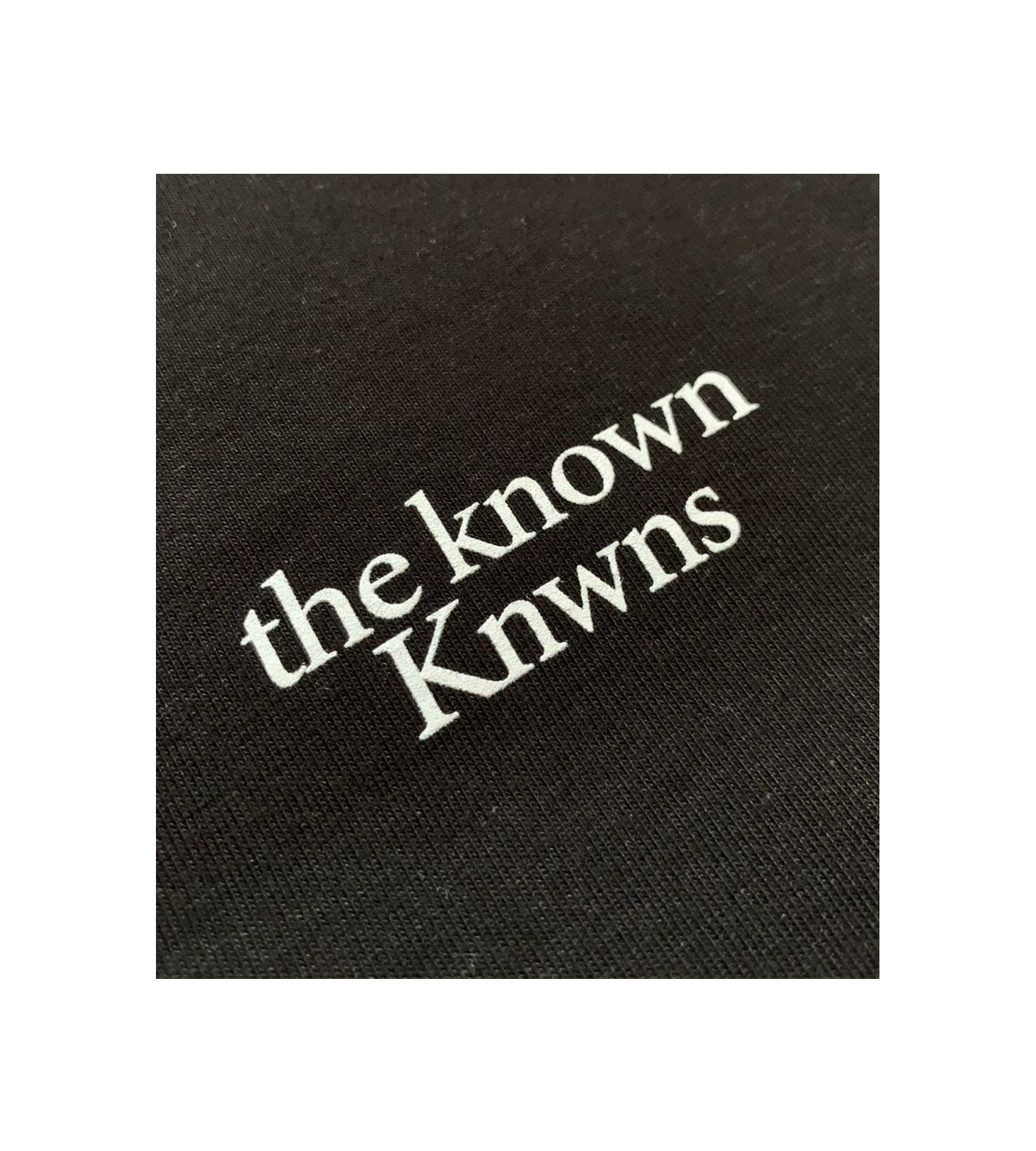 Knowns Tee - Black