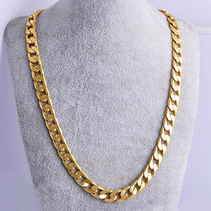 7mm Heavy Curb Hip Hop Chain