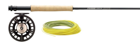 Sage Foundation Fly Rod Outfit 490-4 590-4 690-4