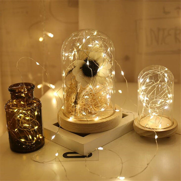 Garland Lamp LED String Lights  for Home! - A Wine Lovers