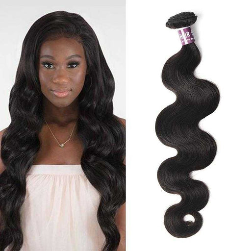 Malaysian Body Wave Hair Bundle Natural Color - Beautiful Inches