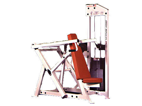 Factory photo of a Used Body Masters MD Series Shoulder Press