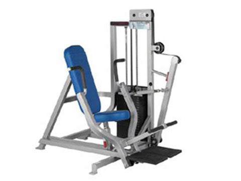 Factory photo of a Used Flex Vertical Chest Press