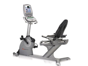 Factory photo of a Refurbished FreeMotion 2506P Basic Recumbent Bike