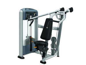 Factory photo of a Refurbished Precor Discovery Series Converging Shoulder Press