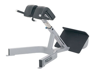 Factory photo of a Used Precor Icarian Hyperextension Bench
