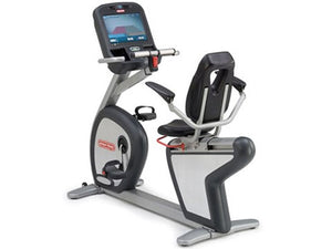 Factory photo of a Used Star Trac E RBe Recumbent Bike