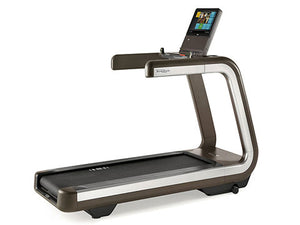 Factory photo of a Used Technogym ARTIS Run Treadmill with Unity Display