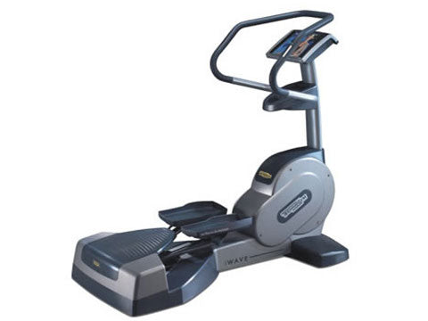 Factory photo of a Refurbished Technogym Excite Cardio Wave 700WEB Multiplanar Exerciser