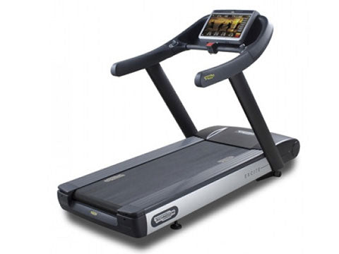 Factory photo of a Refurbished Technogym Excite Run 700 Treadmill with Unity Display