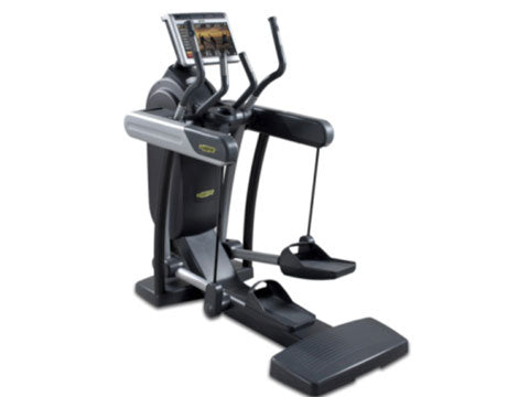 Factory photo of a Refurbished Technogym Excite Vario 700 Crosstrainer with VisioWeb Display