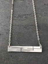 Modern Lines Necklace