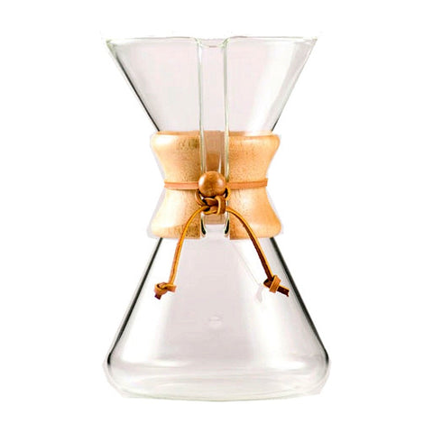 Chemex Handmade 8-Cup Coffee Maker