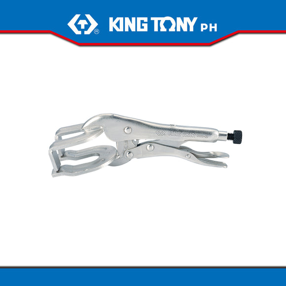 King Tony #6665-09, Welding Clamp Grip Pliers (Vise Grip) 9