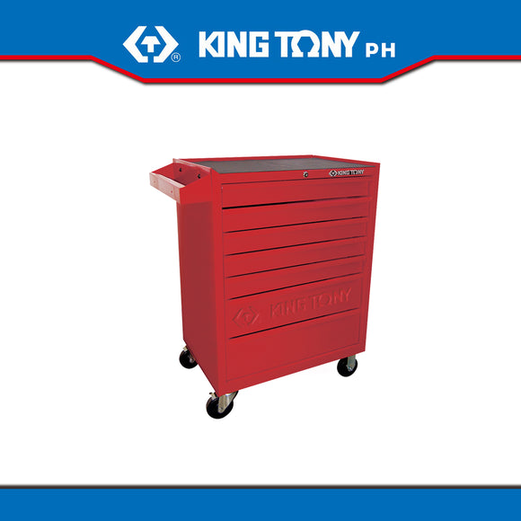 King Tony #ST87434-7B, 7 Drawers Tool Trolley