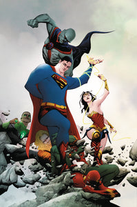 JUSTICE LEAGUE #21 VAR ED