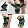 Image of Knee Sleeves Brace with Patella Stabilizer Straps - EcoBraces®