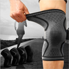 Image of Compression Knee Sleeve - Brace Patella Stabilizer Support (1 Piece) - EcoBraces®