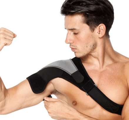 Miracle Shoulder Brace For Pain Relief - EcoBraces®