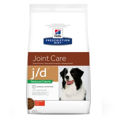 Hill's Canine j/d Joint Care Reduced Calorie Dry 12 kg