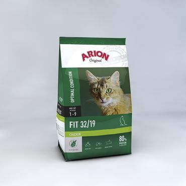 Arion Original Cat Adult Fit 7,5 kg