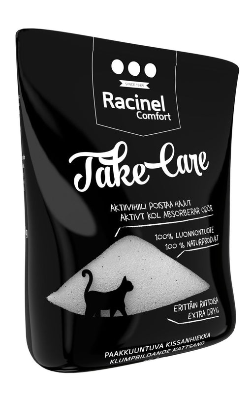 Racinel Comfort Take Care kissanhiekka 15 kg