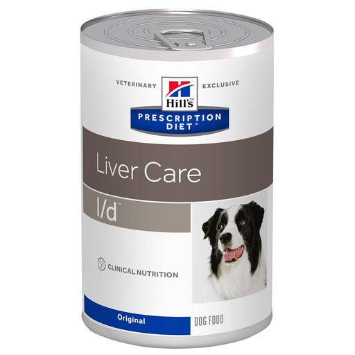 Hill's Canine l/d Liver Care Wet 370 g