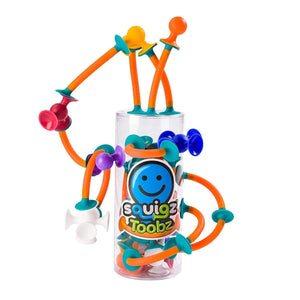 Fat Brain Toys Squigz Toobz